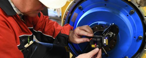 1. Alignment Services - Shaft alignment