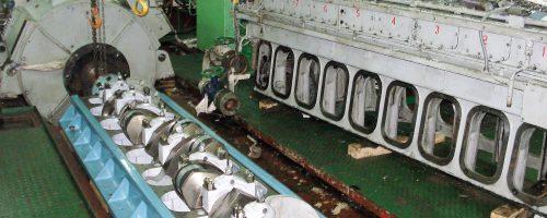 16. Engine Service Services - Complete engine overhaul